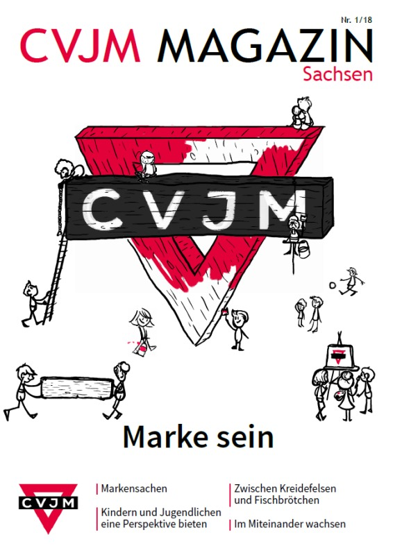 CVJM-Magazin 1/18