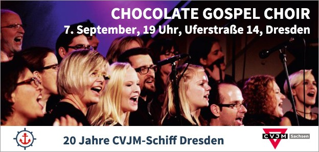 Chocolate zum Jubiläum
