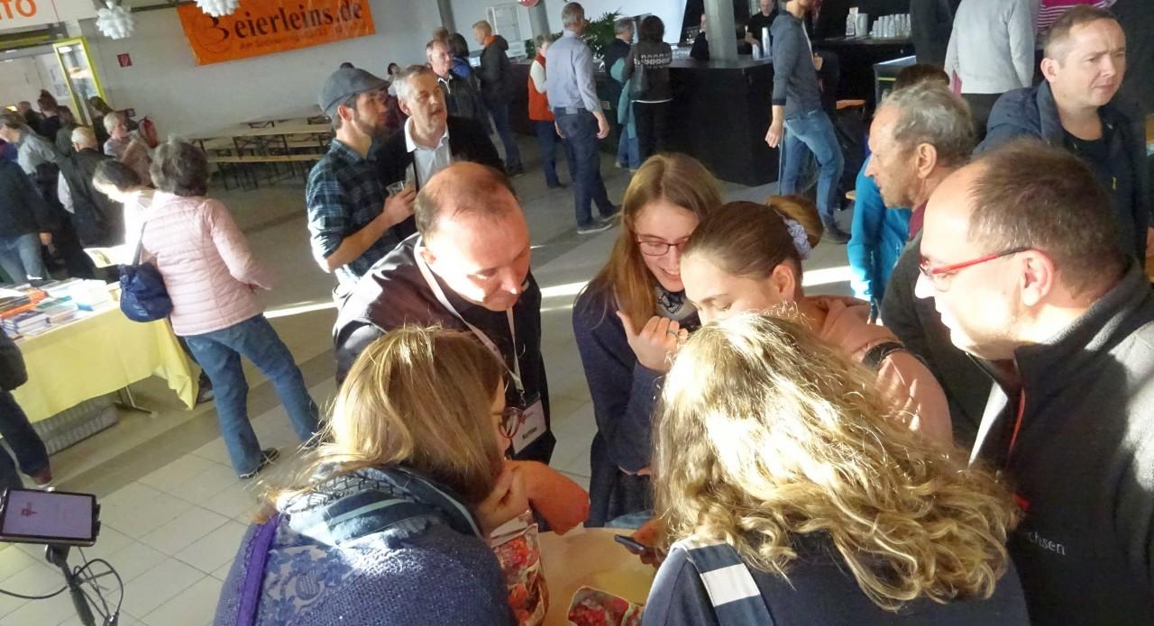Kurzweiliges und Tiefsinniges zum Jugend- und Gemeindebibeltag