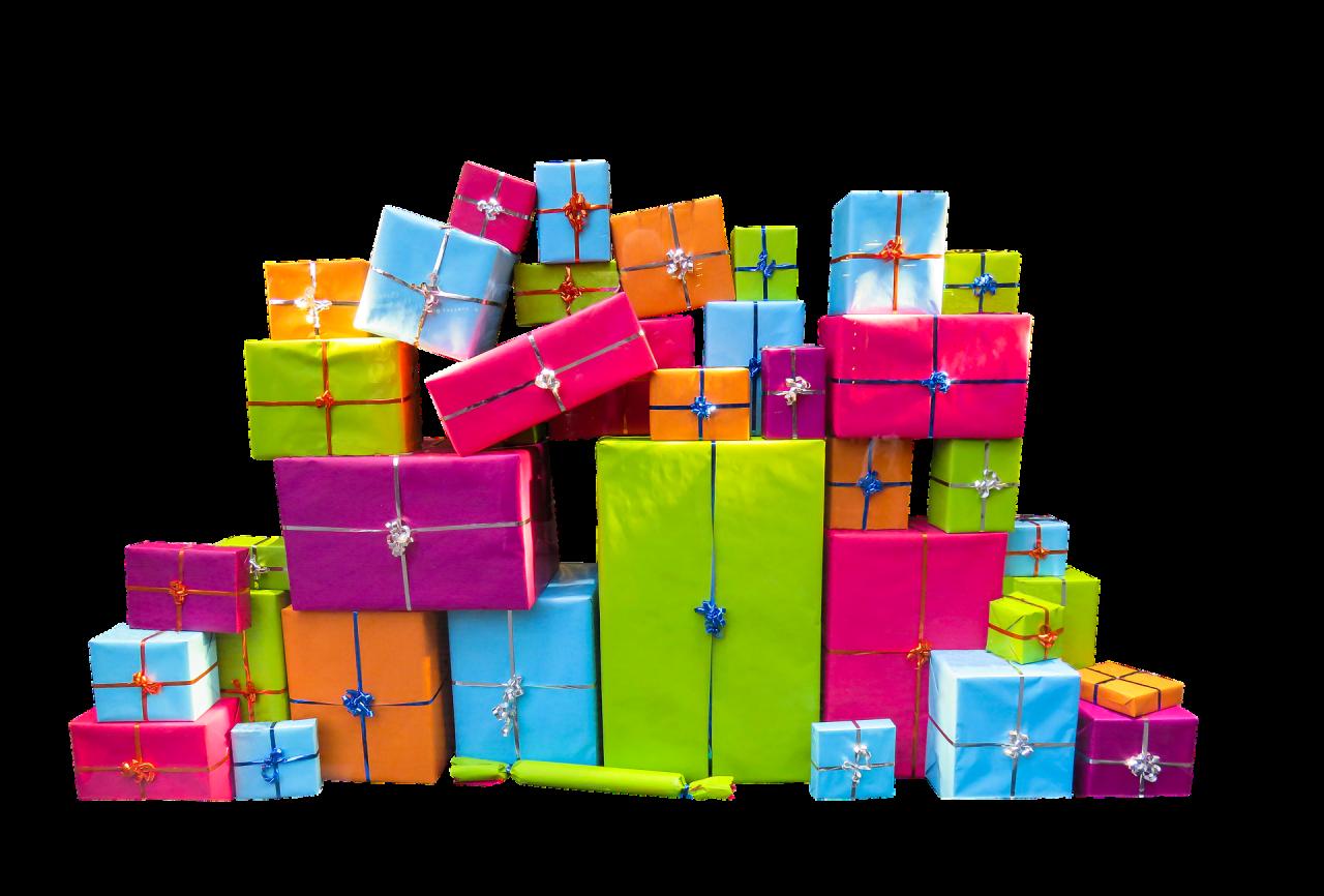 Geschenke für alle
