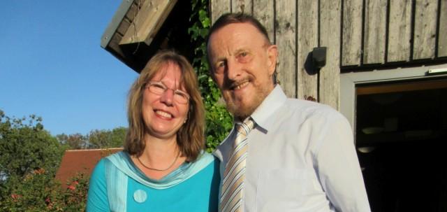 Sibylle und Fritz Wilkening