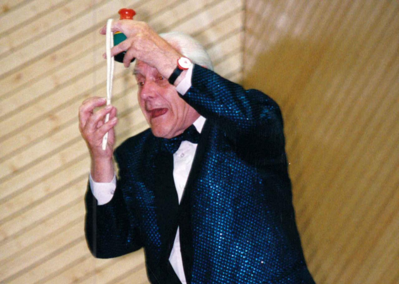 Fritz Reschke - Jubiläum zum 100. Geburtstag