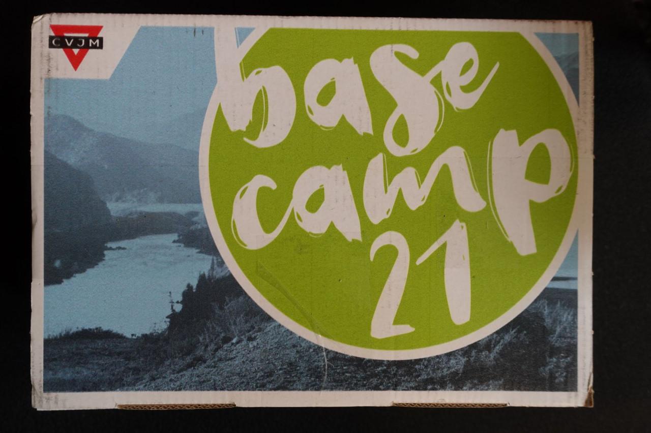 CVJM Sachsen beim Basecamp21 des CVJM Deutschland