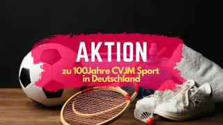 100 Jahre CVJM Sport in Deutschland