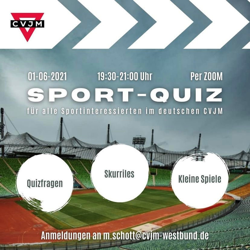 CVJM Sport Quiz